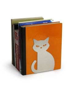 Cat bookend